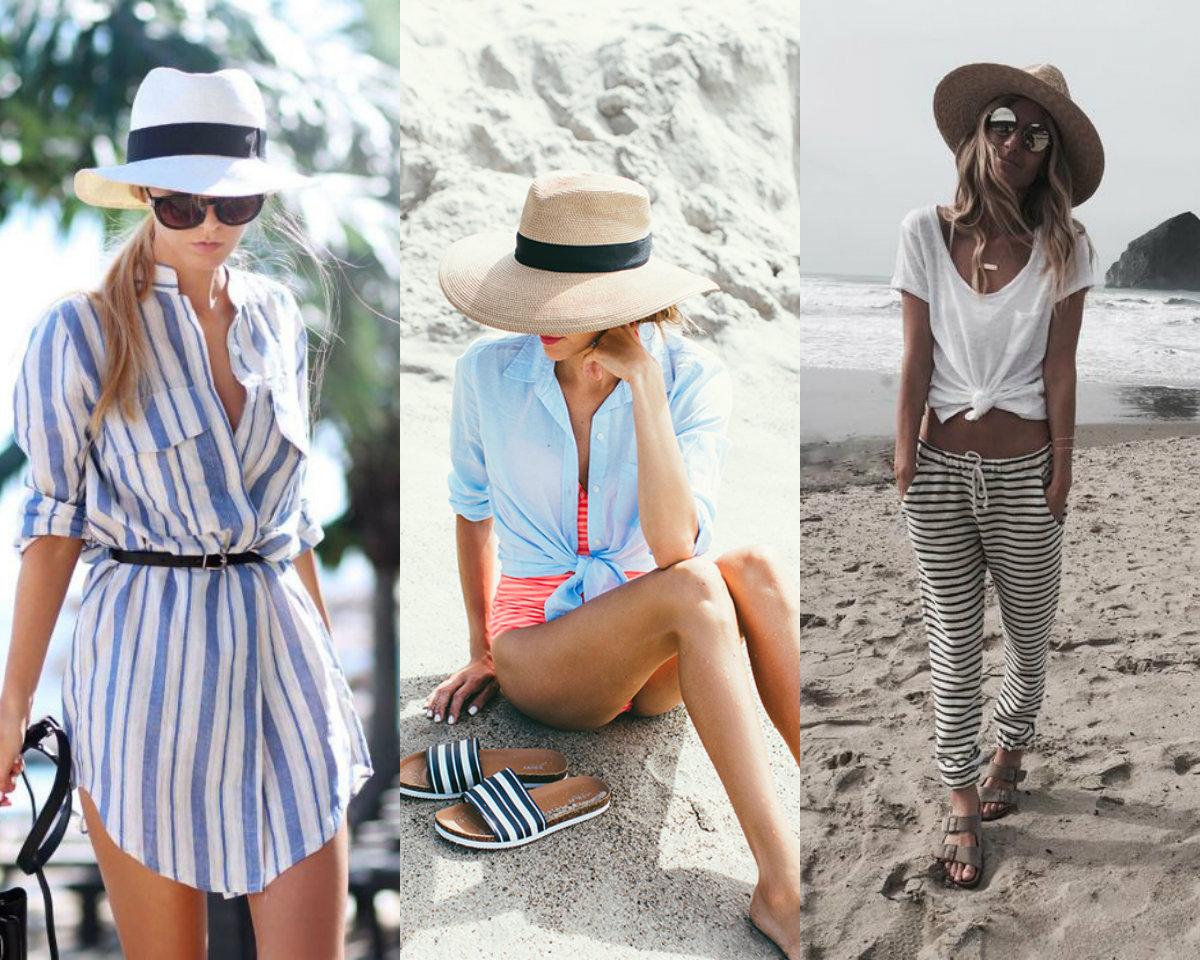 come vestirsi per andare al mare in spiaggia 10