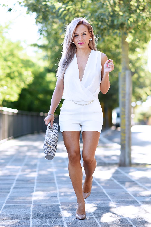 look total white tuta Ventifive 03