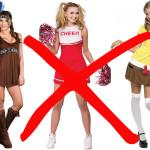 Come vestirsi ad Halloween (senza travestirsi)?