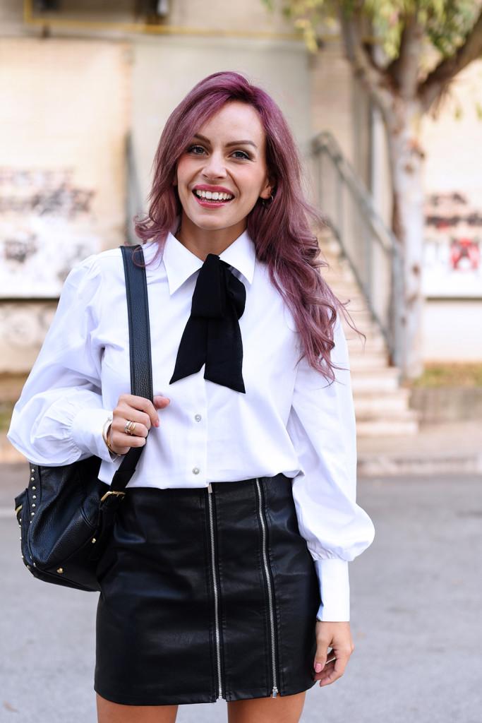 Camicia con fiocco: il ritorno della tendenza!