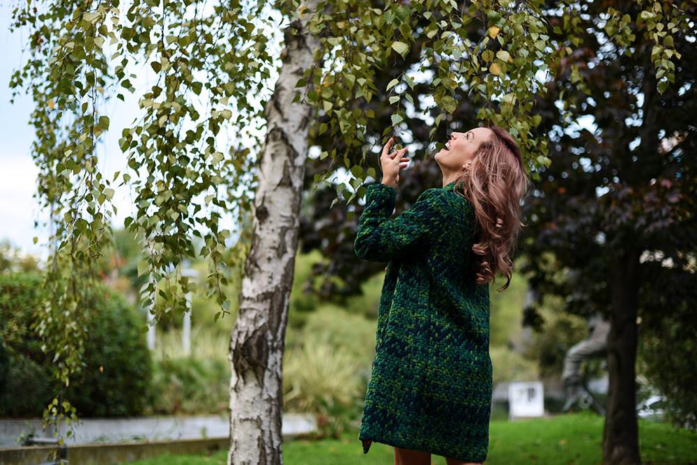 Un cappotto colorato per l'inverno 2017: trend allert!