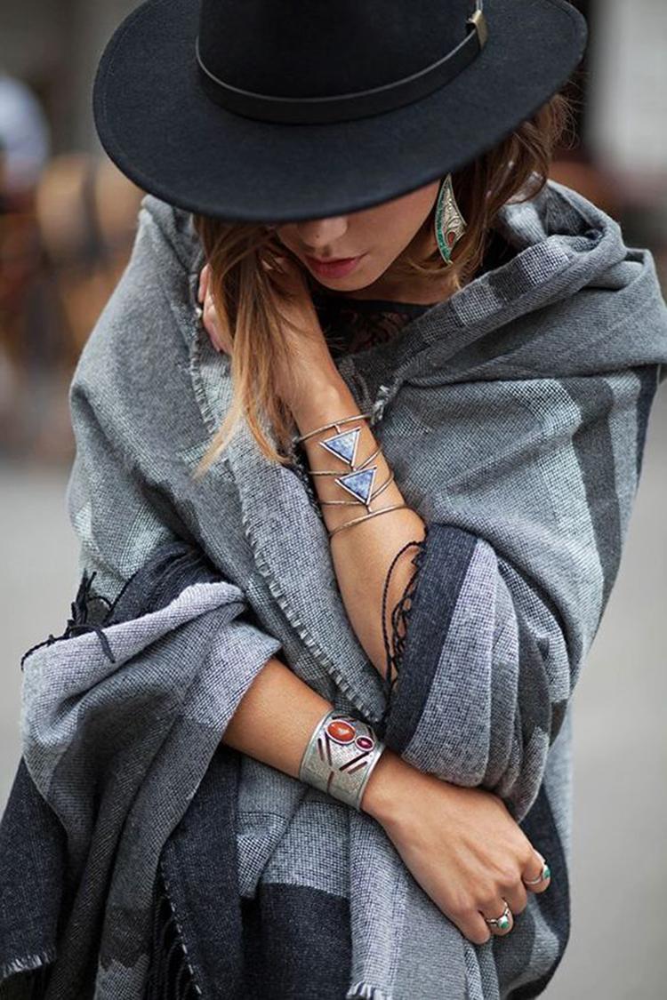 stili di moda rivenditore di vendita vendita a buon mercato nel Regno Unito COME METTO QUESTA SCIARPA?!?!