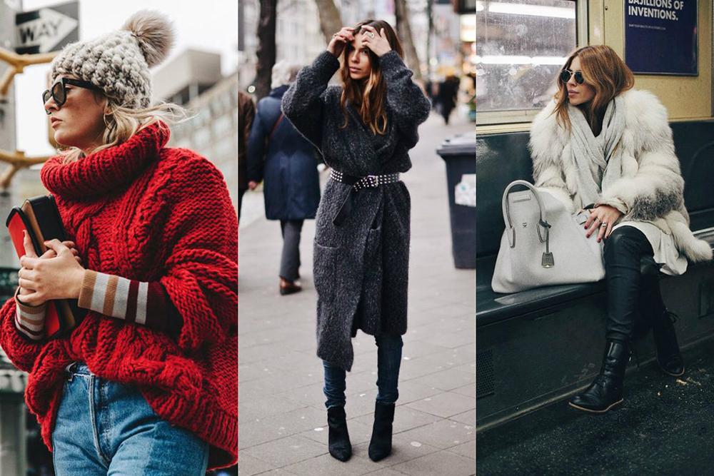Come vestirsi quando fa freddo? Idee look calde e trendy!