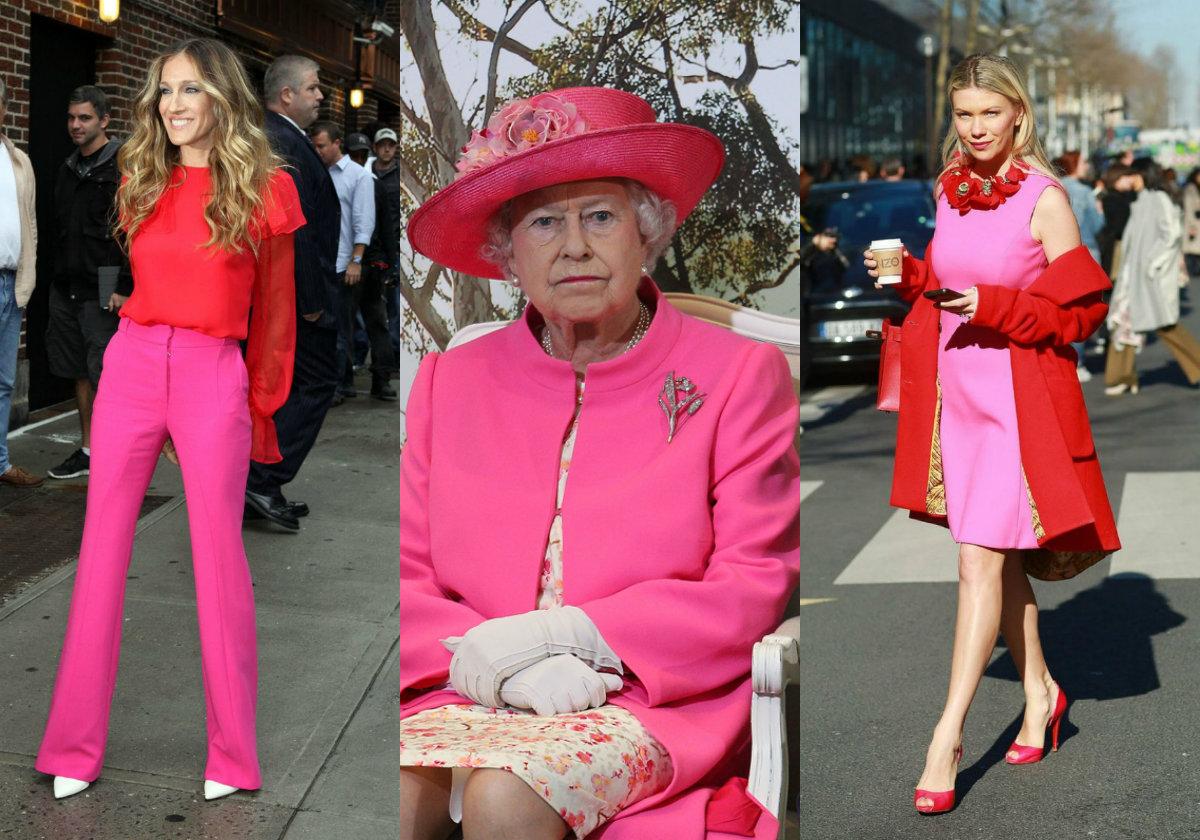 tendenze primavera estate 2017 rosa