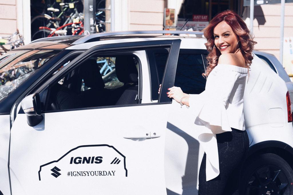 Suzuki Ignis: la mia esperienza alla guida per le strade di Milano!