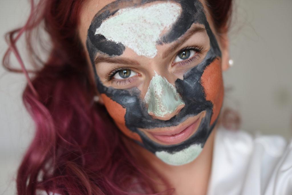 Una pelle luminosa e perfetta con le 3 Maschere viso Argilla Pura di L'Oréal!