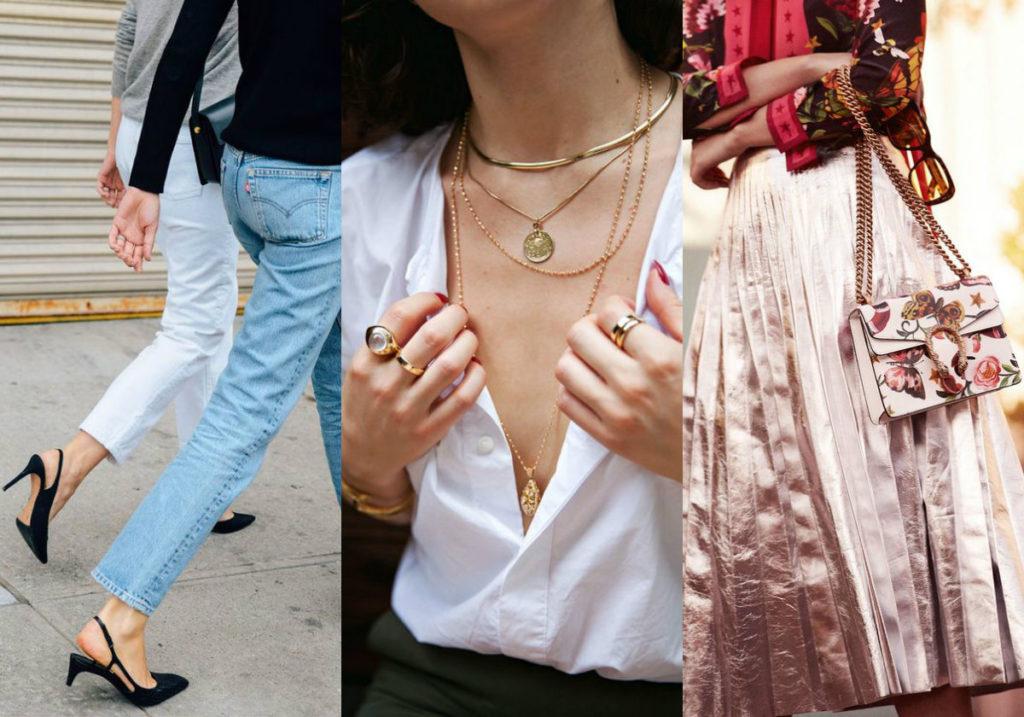Scarpe, borse e accessori di moda per la primavera 2017!