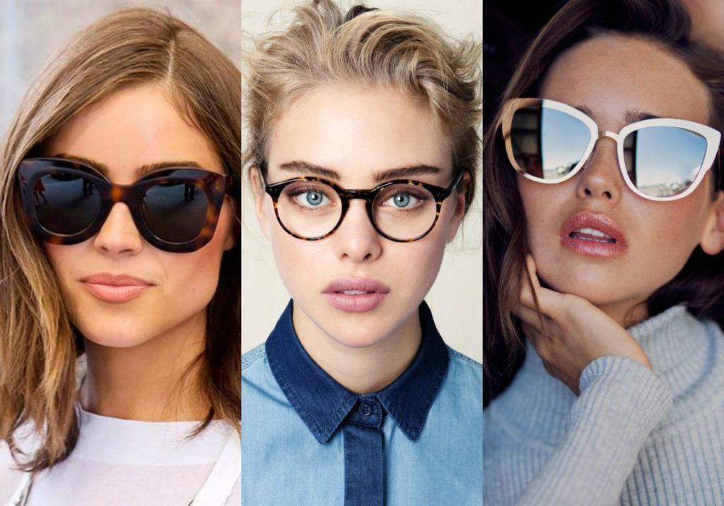 Come scegliere gli occhiali in base alla forma del viso!