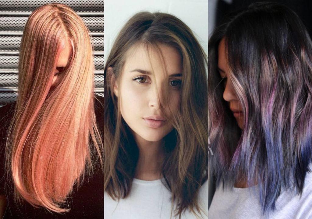 Tendenze colori e tagli capelli primavera estate 2017