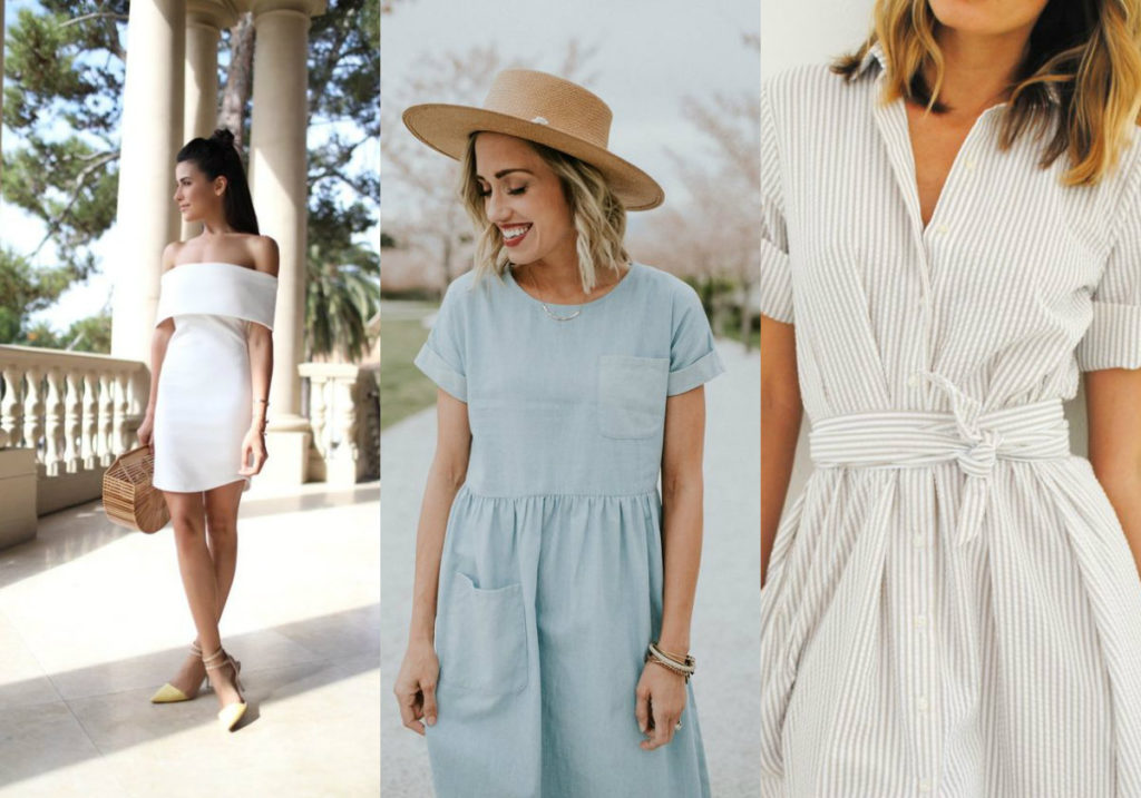 Ecco come scegliere il vestito più giusto per il proprio fisico!