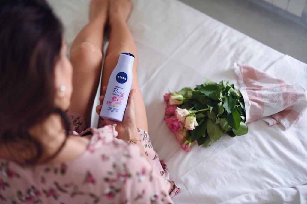 Nivea Body Crema Olio: l'idratazione di un olio + la rapidità di assorbimento di una crema