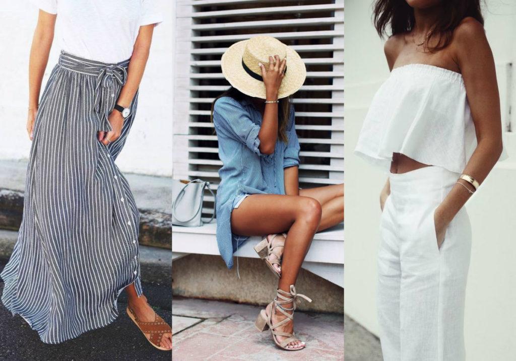 Come vestirsi quando fa caldo: 10 piccoli trucchi da seguire!