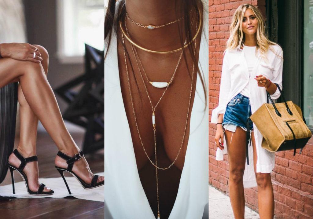 Come vestirsi per esaltare l'abbronzatura?