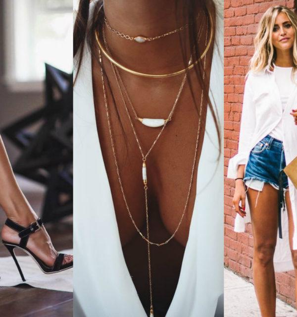 Come vestirsi per valorizzare l'abbronzatura