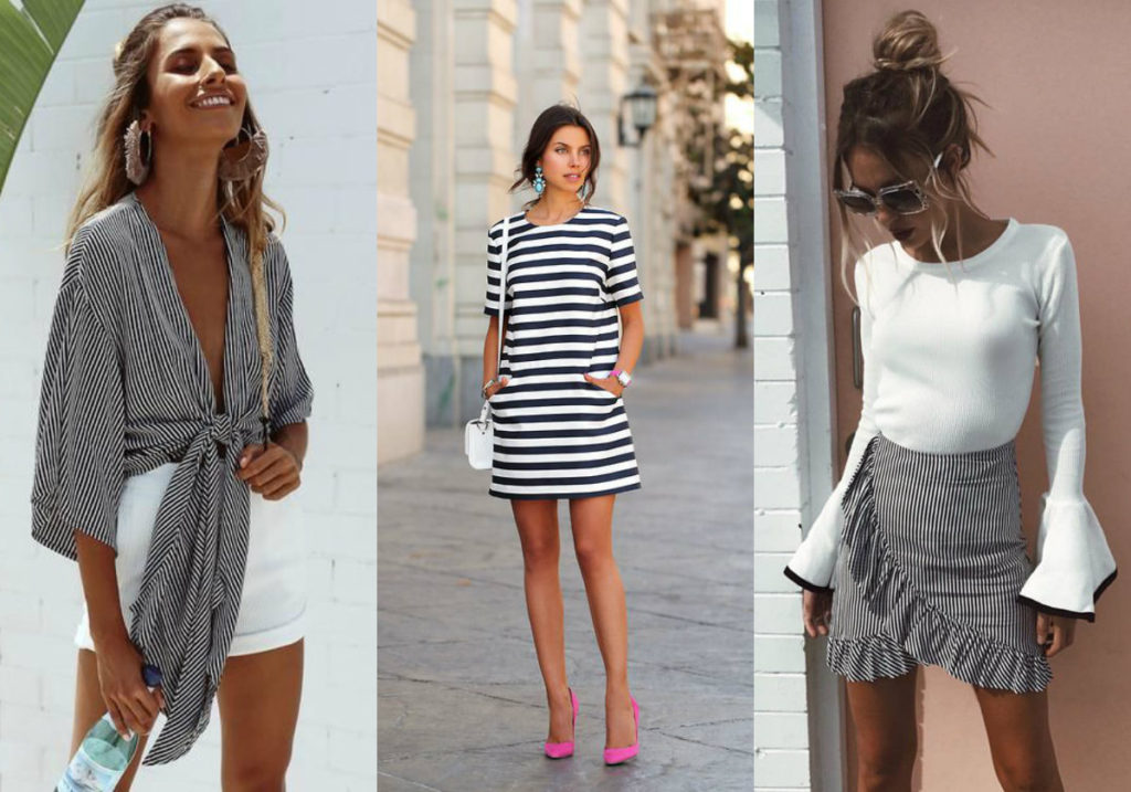 10 Look Black&White a cui ispirarsi quest'estate 2017!