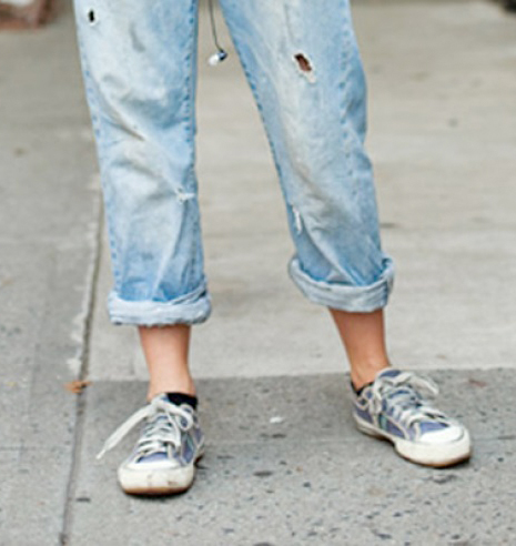 come vestirsi per nascondere le caviglie o i polpacci grossi