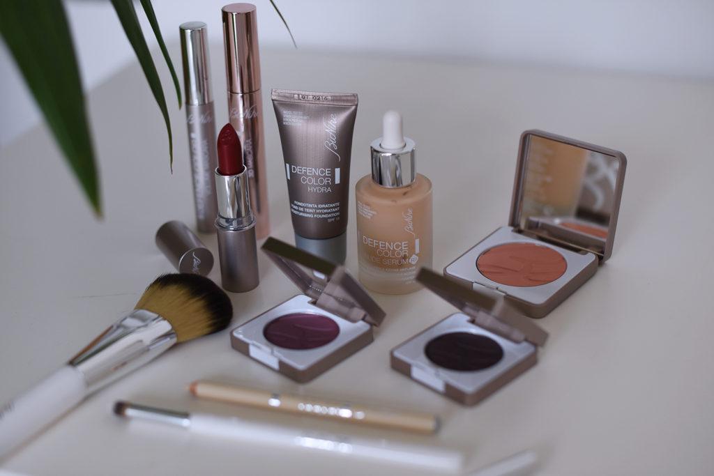 BIONIKE DEFENCE COLOR AUTUNNO 2017: il make-up ideale anche per la pelle sensibile!