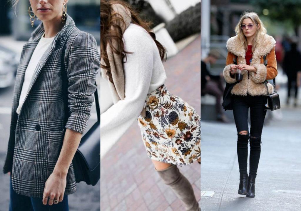 Tendenze autunno inverno 2017/18: ecco come vestirsi alla moda!