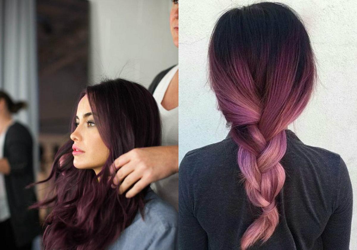 Favorito Tendenze capelli autunno inverno 2017 2018: tutti i tagli ed i colori! GK35