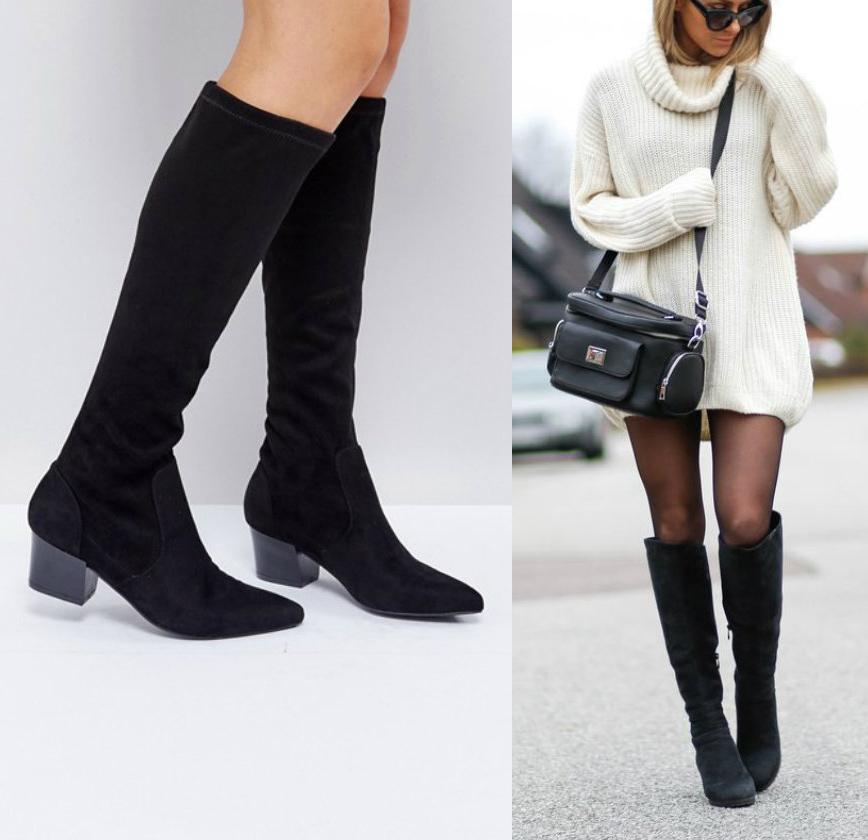 nuovo stile 79439 78c56 Come scegliere gli stivali più adatti al proprio fisico?