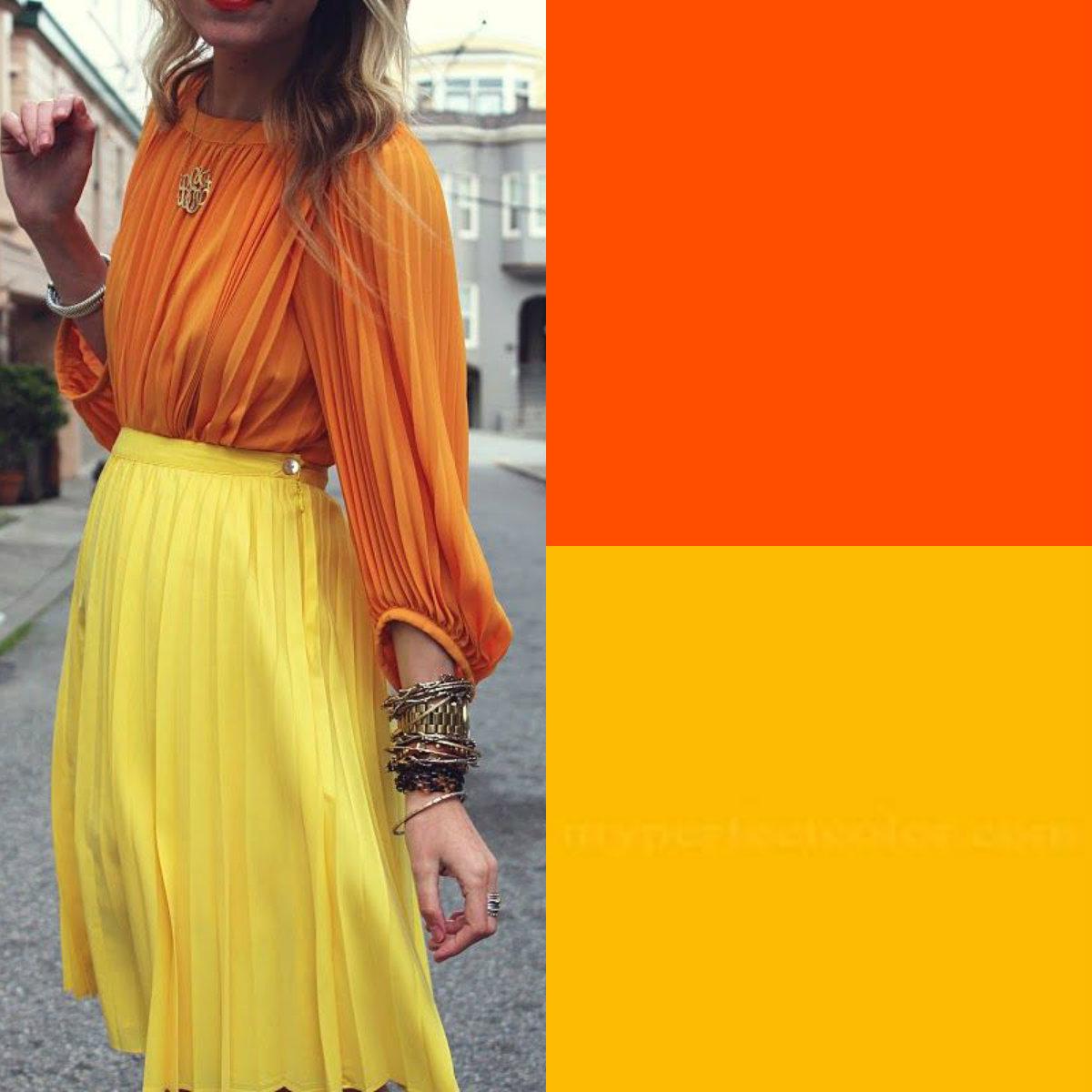 Che Colore Abbinare Al Giallo come abbinare i colori? ecco tutte le combinazioni possibili!