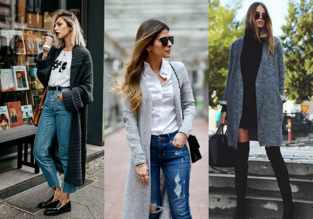 Come indossare un maxi cardigan, 5 look da copiare subito!
