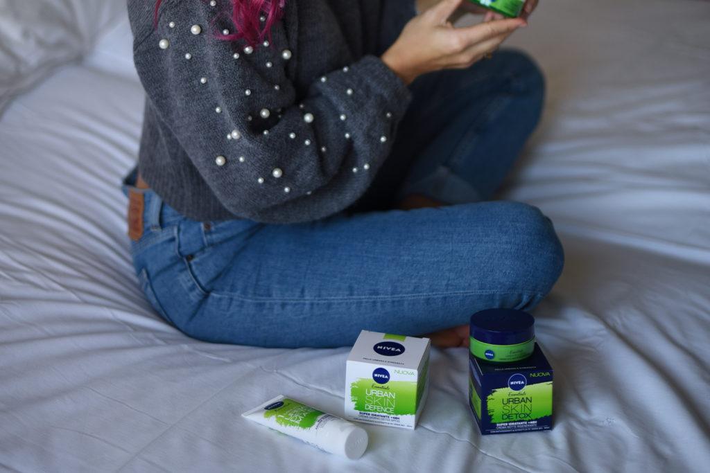 Difendere la pelle dallo smog: beauty routine anti-inquinamento!