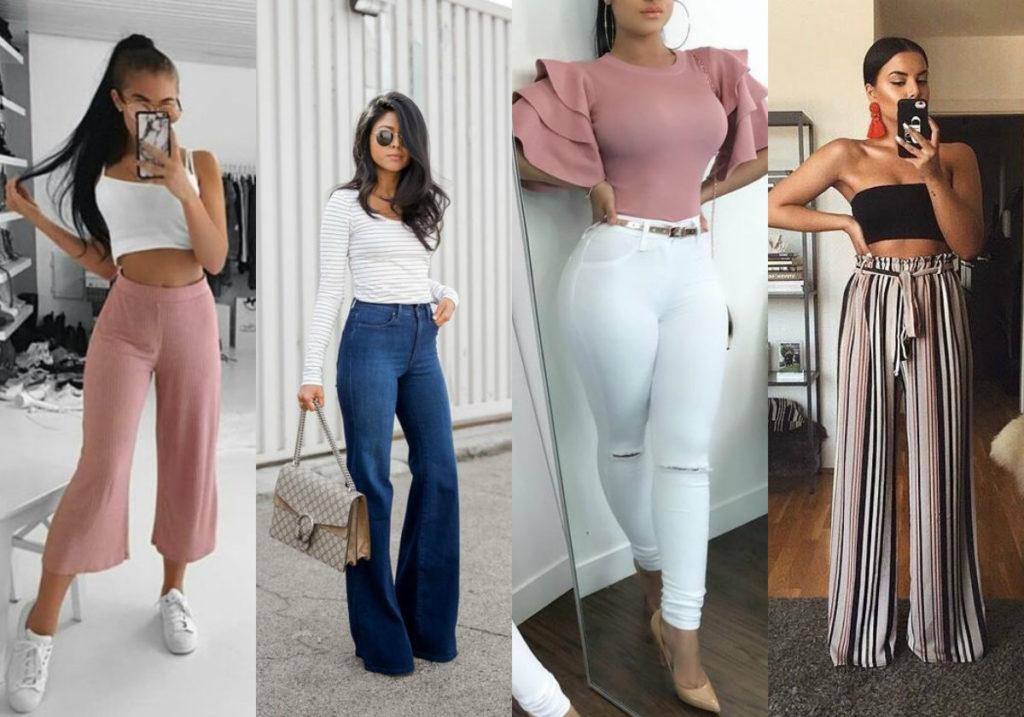Pantaloni e jeans: quali scegliere in base al proprio fisico?